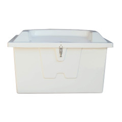 "Taylor Made Stow n Go Top Seat Dock Box - 27"" x 46"" x 26"" - Small [83556]"