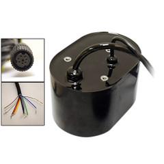 Furuno Pocket or Keel Mount Transducer w\/Motion Sensor f\/DFF3D [165T-CM54]