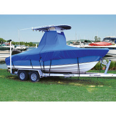 "Taylor Made T-Top Boat Semi-Custom Cover 235"" - 244"" x 102"" - Blue [74306OB]"