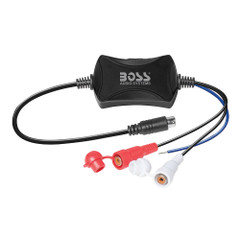 Boss Audio Pod Cable - Connect Any Stereo w\/Audio Output f\/B82ABT, B64ABT, B62ABT  BM40AMPT Speakers [PODCBL]