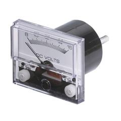 "Paneltronics Analog DC Ammeter - 0-50DCA - 1-1\/2"" [289-054]"