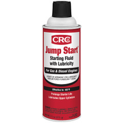 CRC Jump Start Starting Fluid w\/Lubricity - 11oz [1003843]