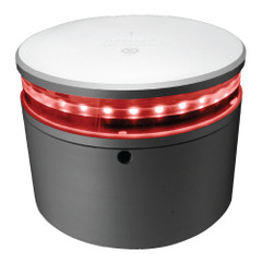 Lopolight 360 Double Red Anchor Light 3nm - Aluminum Base [300-114ST]