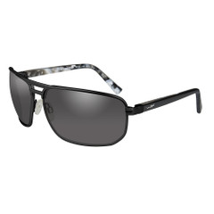 Wiley X Hayden Sunglasses - Smoke Grey Lens - Matte Black Frame [ACHAY01]