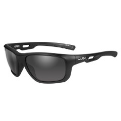Wiley X Aspect Sunglasses - Grey Lens - Matte Black Frame [ACASP01]