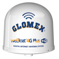 Glomex weBBoat 4G Plus Internet Cellular Antenna - South America [IT1004PLUS\/EU]
