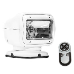 Golight Radioray GT Series Permanent Mount - White - Wireless Remote [2000GT]