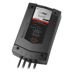 ProMariner ProMar1 DS Digital - 15 Amp - 3 Bank Charger [31515]