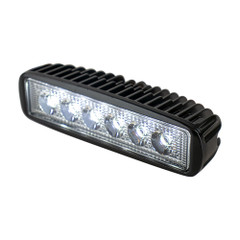 Sea-Dog LED Cockpit Spreader Light 1440 Lumens - Black [405320-3]