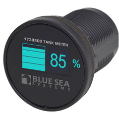 Blue Sea 1739200 Mini OLED Tank Meter - Blue [1739200]