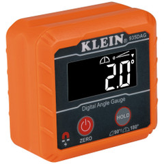 Klein Tools Digital Angle Gauge  Level [935DAG]