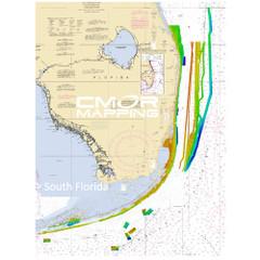 Furuno CMOR Mapping South FL for Navnet TZtouch2 [MM3-WAR-BAT-01]