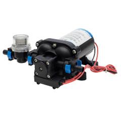 Albin Pump Water Pressure Pump - 12V - 3.5 GPM [02-01-004]