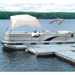 Taylor Made Pontoon Easy-Up Shade Top - White [12003OW]