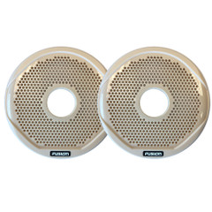 "FUSION MS-FR6GBG - 6"" Grill Covers - Beige f\/FR-Series Speakers [010-01648-00]"