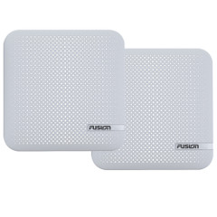 FUSION SM-X65W Plastic Replacement Grill Cover - White [010-12936-00]