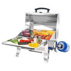 Magma Rio Adventurer Marine Series Grill - 9x12 in. (22.9x30.5 cm) Cooking Grate Size [A10-701]