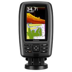 Garmin echoMAP 44dv U.S. Offshore Fishfinder\/GPS Combo w\/BlueChart g2  77\/200 HD-ID\/DownV Transducer - Brown Box [010-01280-10\/BOX]