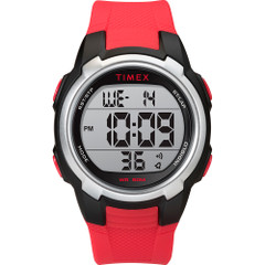 Timex T100 Red\/Black - 150 Lap [TW5M33400SO]