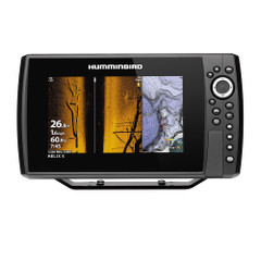 Humminbird HELIX 8 CHIRP MEGA SI Fishfinder\/GPS Combo G3N *Display Only [410830-1CHO]