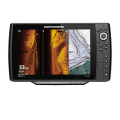 Humminbird HELIX 12 CHIRP MEGA SI Fishfinder\/GPS Combo G3N *Display Only [410920-1CHO]