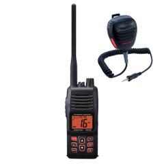Standard Horizon HX400 VHF w\/FREE CMP460 Microphone [HX400\/CMP460]