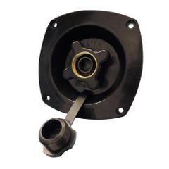 Shurflo by Pentair Water Pressure Regulator - Wall Mount - Black - 65 PSI [183-029-16]