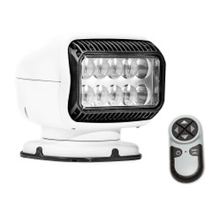 Golight Radioray GT Series Permanent Mount - White LED - Wireless Handheld Remote [20004GT]