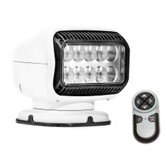 Golight Radioray GT Series Permanent Mount - White LED - Wireless Handheld Remote [20004GT]
