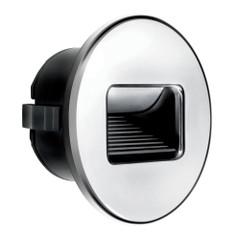 i2Systems Ember E1150Z Snap-in - Polished Chrome - Round Light - Warm White Light [E1150Z-11CAB]