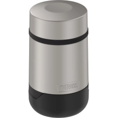 Thermos Guardian Collection Stainless Steel Food Jar - 18oz - Hot 9 Hours\/Cold 22 Hours - Matte Steel [TS3029MS4]