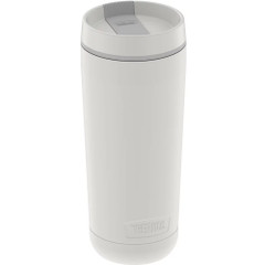 Thermos Guardian Collection Stainless Steel Tumbler 5 Hours Hot\/14 Hours Cold - 18oz - Sleet White [TS1319WH4]
