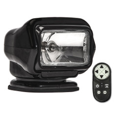Golight Stryker ST Series Portable Magnetic Base Black Halogen w\/Wireless Handheld Remote [30512ST]