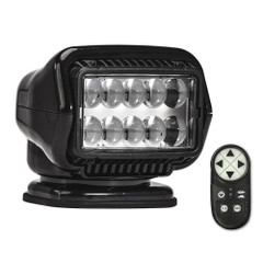 Golight Stryker ST Series Permanent Mount Black LED w\/Wireless Handheld Remote [30514ST]