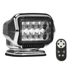 Golight Stryker ST Series Portable Magnetic Base Chrome LED w\/Wireless Handheld Remote [30065ST]