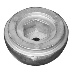 Tecnoseal Quick Zinc Propeller Nut Anode Kit f\/BTQ140 Bow Thrusters [03605]