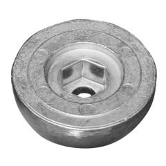 Tecnoseal Quick Zinc Propeller Nut Anode Kit f\/BTQ110-125 Bow Thrusters [03609]
