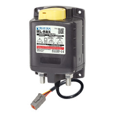 Blue Sea 7713100 ML-RBS Remote Battery Switch w\/Manual Control Auto Release  Deutsch Connector - 12V [7713100]