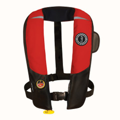 Mustang Pilot 38 Inflatable PFD Manual HIT - Red\/Black [MD3181-123]