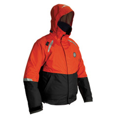 Mustang Catalyst Flotation Jacket - Small - Orange\/Black [MJ5246-S-33]