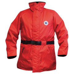 Mustang Classic Flotation Coat - Medium - Red [MC1506-M-04]