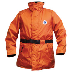 Mustang Classic Flotation Coat - Large - Orange [MC1506-L-02]