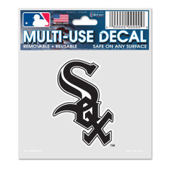 Chicago White Sox Decal 3x4