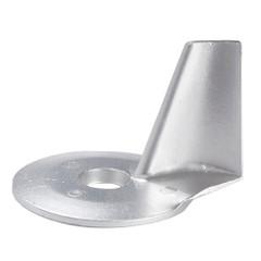 Tecnoseal Standard Zinc Trim Tab Anode f\/25-50 HP Mercury Engines [00829]