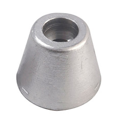 Tecnoseal Zinc Nut Sidepower Anode f\/4\/6 HP 3-Blade Sleipner Bow Thruster Propeller [01050]