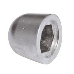 Tecnoseal Zinc Nut Sidepower Anode f\/SP125T-285TC, SE120, SE150, SP220\/300 HYD  SH160 Sleipner Bow Thruster Propellers [02480]