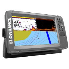 "Lowrance HOOK²-9 9"" Chartplotter\/Fishfinder SplitShot Transom Mount Transducer w\/Nav+ Chart [000-14298-001]"