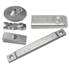Tecnoseal Mercury Verado 350 Zinc Anode Kit [20817]