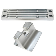Tecnoseal Yamaha 300-350 HP Aluminum Anode Kit - No Hardware [21107AL]