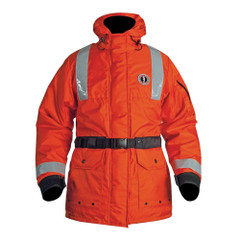Mustang ThermoSystem Plus Flotation Coat - Orange - Large [MC1536-L-02]